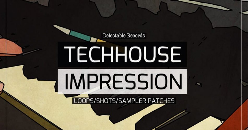 Delectable Records Tech House Impression