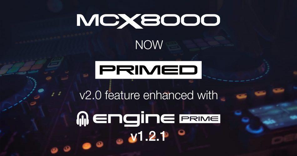 Denon DJ MCX8000 Engine Prime