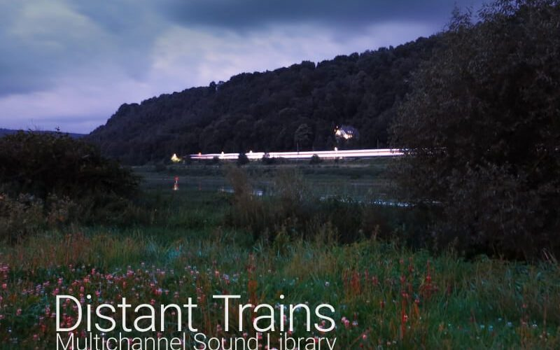 Detunized Distant Trains