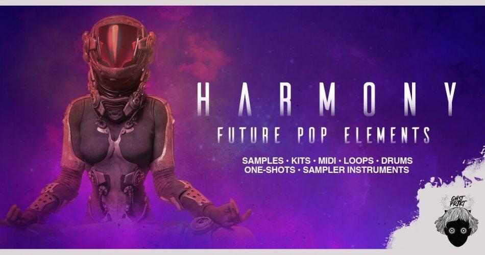 GHST PRJKT Harmony Future Pop Elements at ADSR