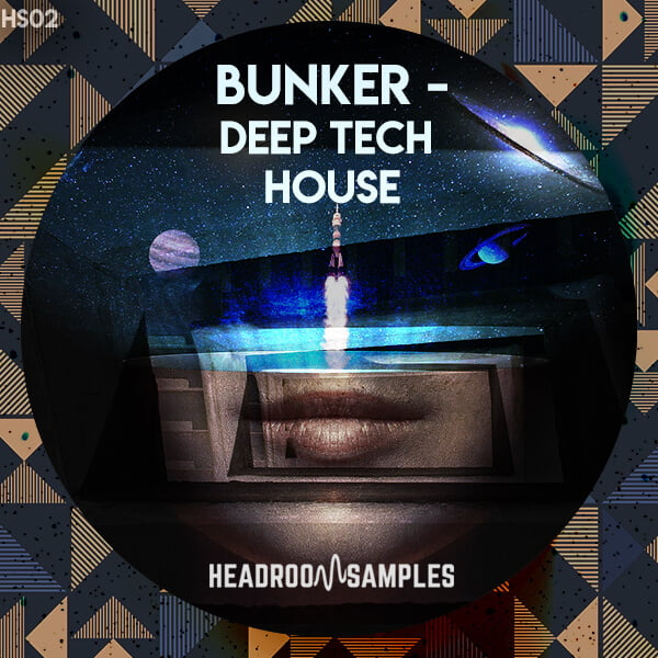 Headroom Samples Bunker Deep Tech House