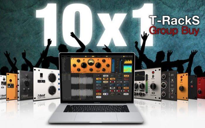IK Multimedia T RackS Group Buy Buy 1 Get 9 FREE