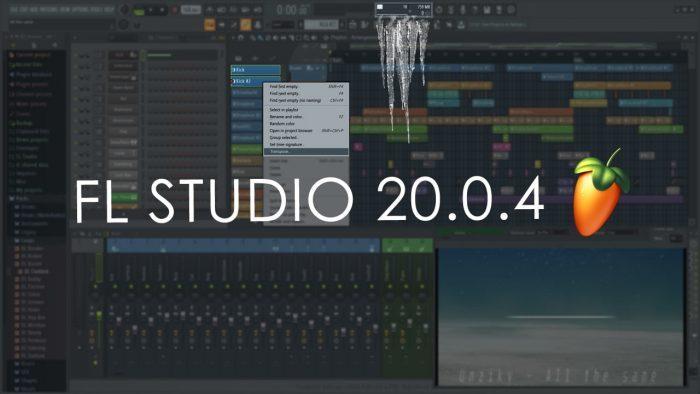 Image Line FL Studio 20.0.4