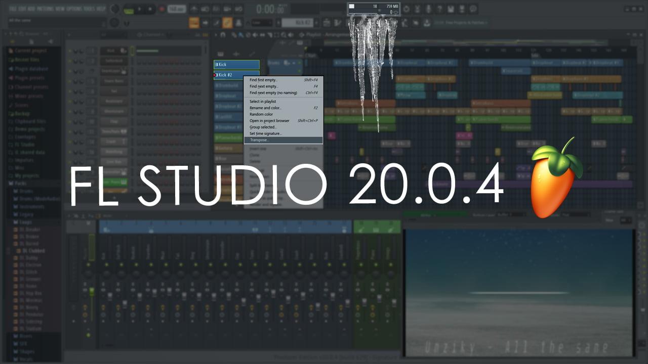 image line fl studio update