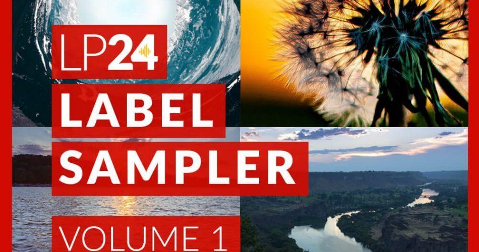 LP24 Audio Label Sampler
