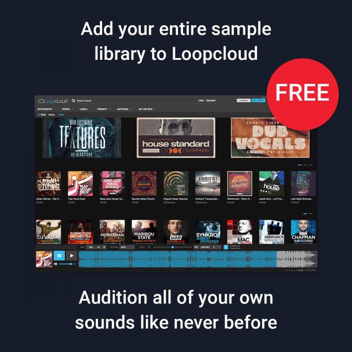 Loopcloud 3.0 Public Beta