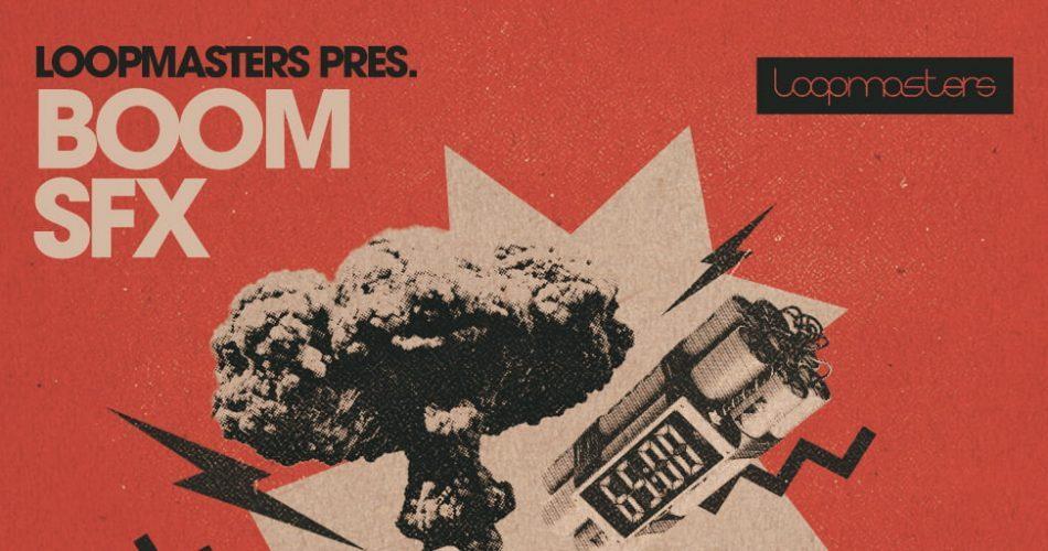 Loopmasters Boom SFX
