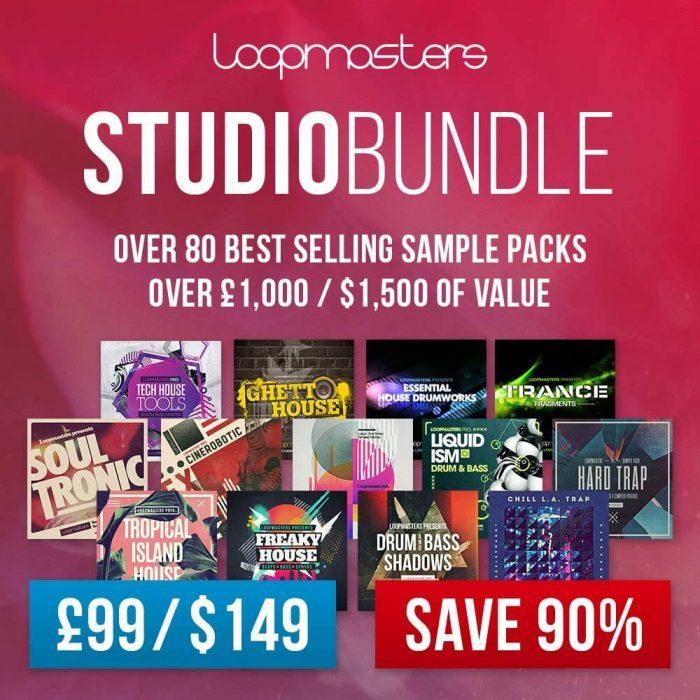 Loopmasters Studio Bundle