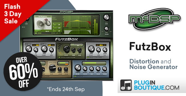 McDSP FutzBox sale