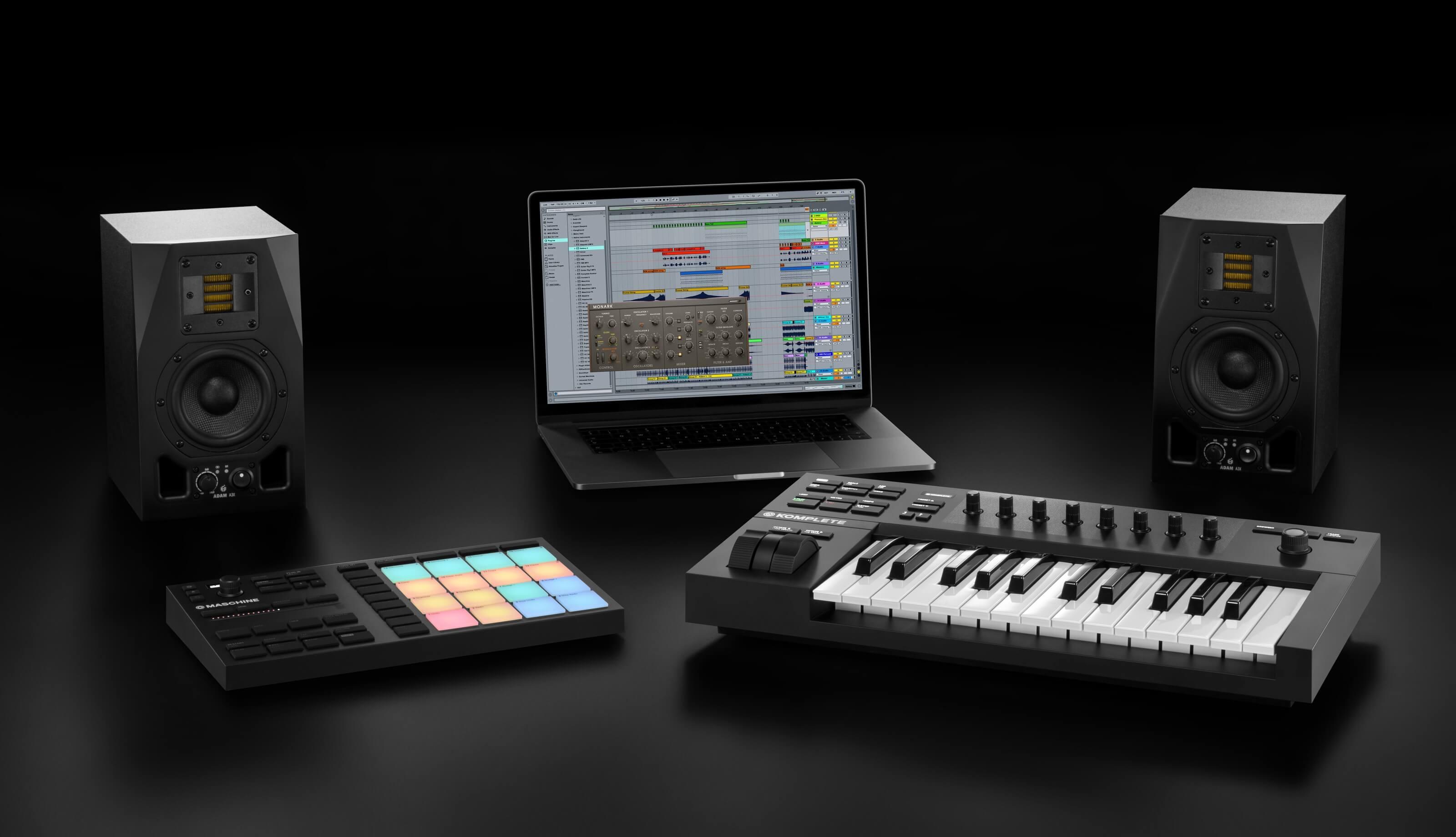 Drums For Sale >> Native Instruments reveals Komplete Kontrol A-Series, Maschine Mikro Mk3 & Traktor Kontrol S2
