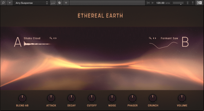 NI Kontakt Ethereal Earth