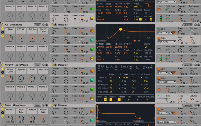 Noise Is King Tweaking Drums