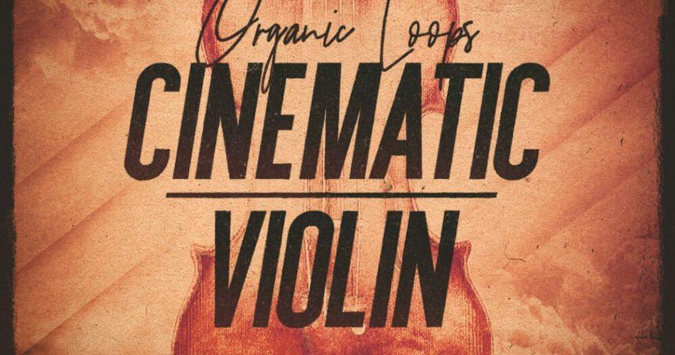 Organic Loops Cinematic Violin