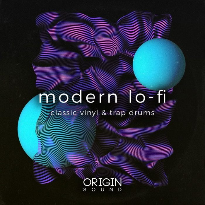 Origin Sound Modern Lo Fi   Classic Vinyl & Trap Drums