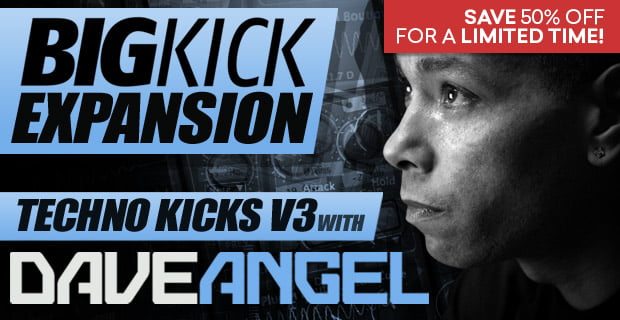 PIB Dave Angel BigKick Expansion sale