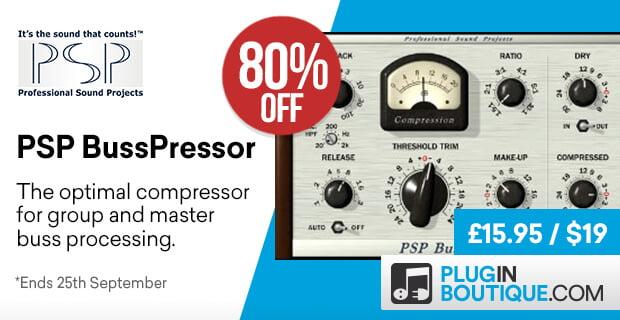 PSP BussPressor sale