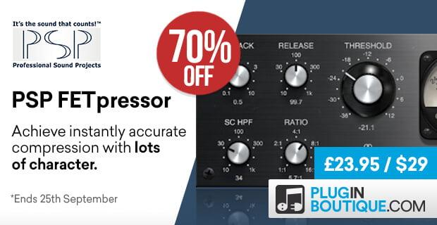 PSP FETpressor sale