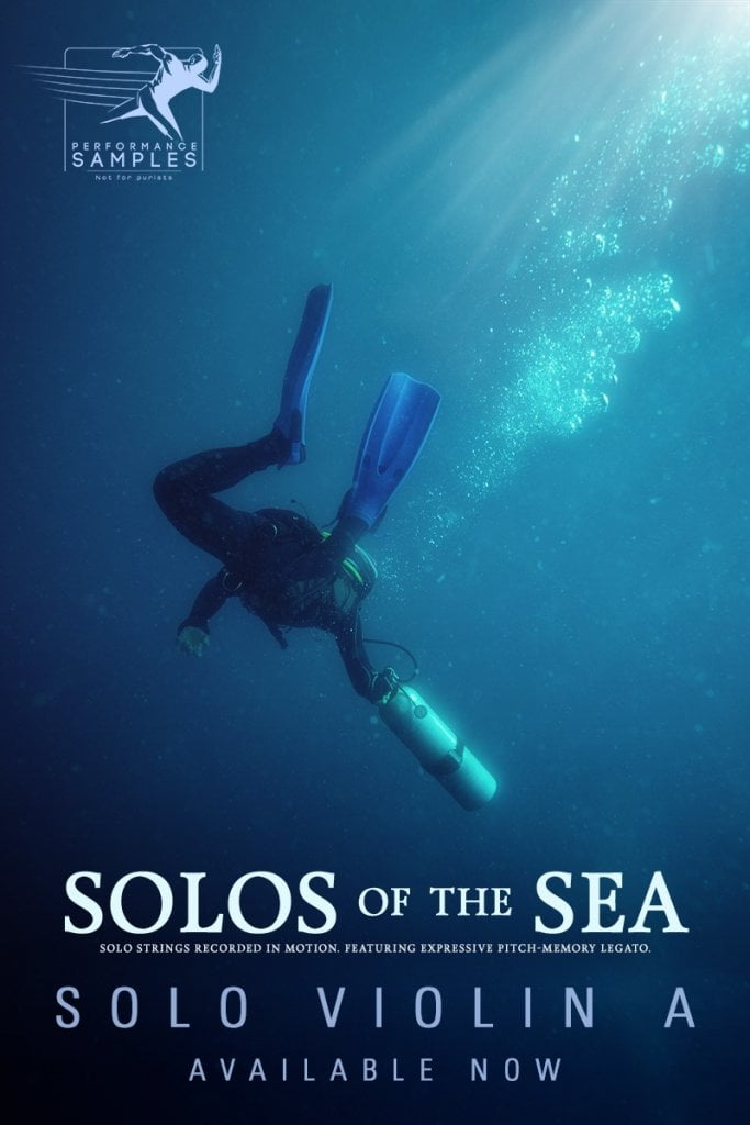 Performance Samples Solos of the Sea Solo Violin A