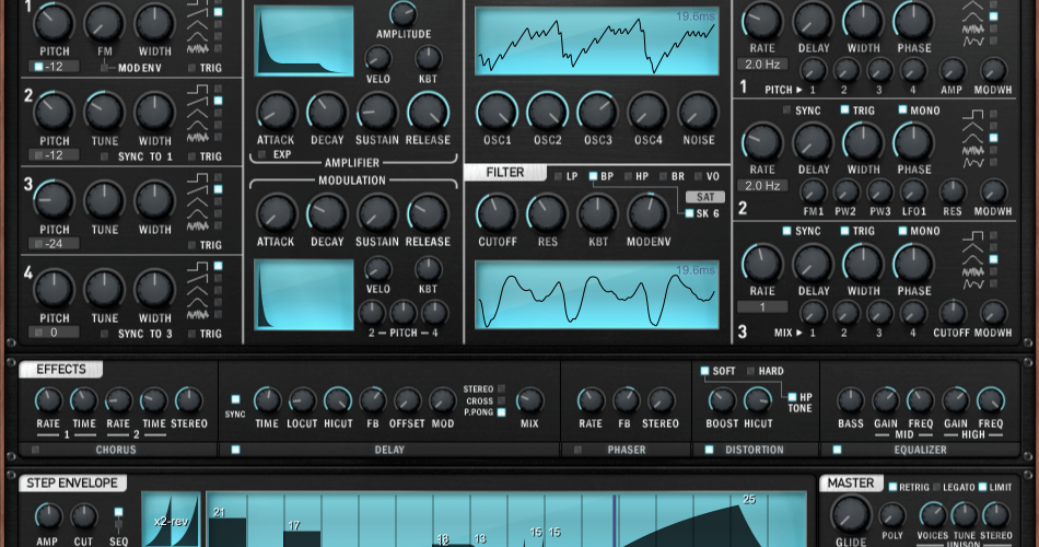 Plugin Boutique Carbon Electra 1.5