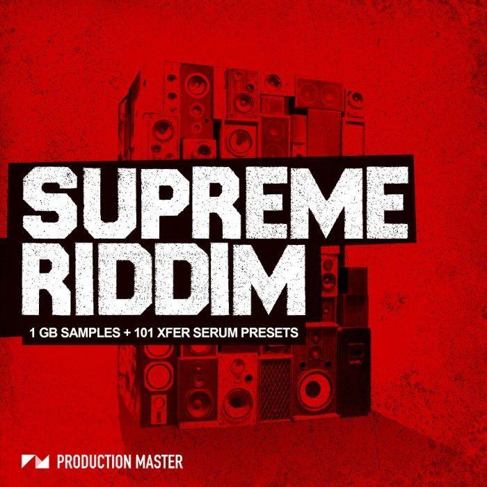 Production Master Supreme Riddim