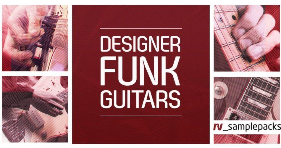 RV Samplepacks Designer Funk Guitars