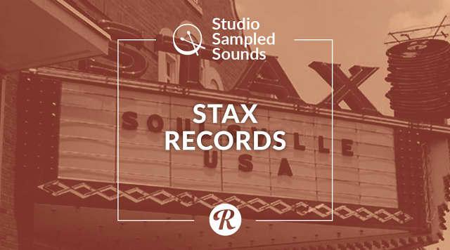 Reverb Studio Sampled Sounds Drums Vol 2 Stax Memphis TN feat