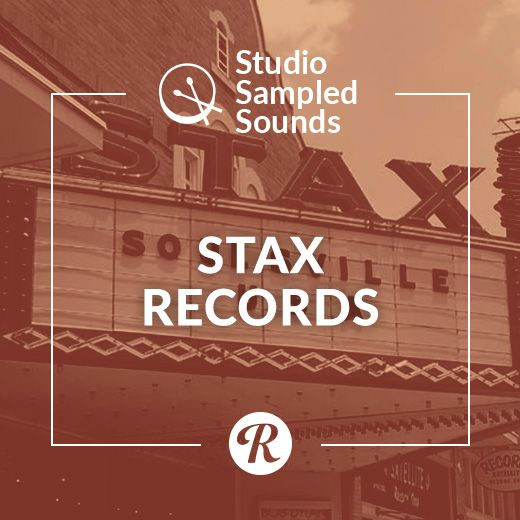Reverb Studio Sampled Sounds Drums Vol 2 Stax Memphis TN