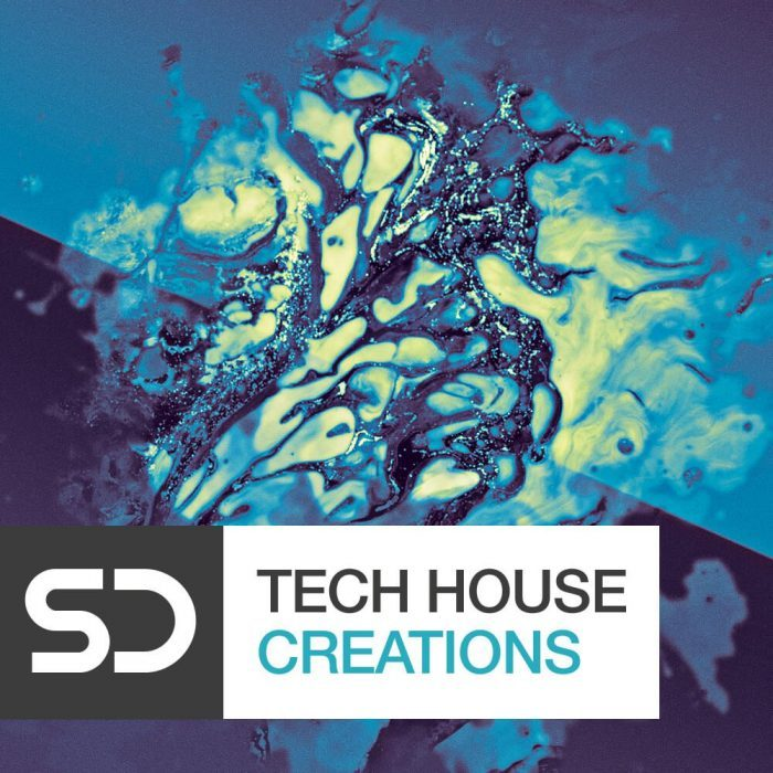 Sample Diggers Tech House Creations