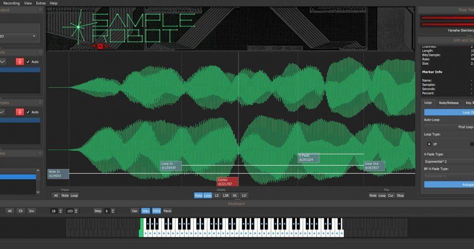 SampleRobot 6 Pro Screenshot HD