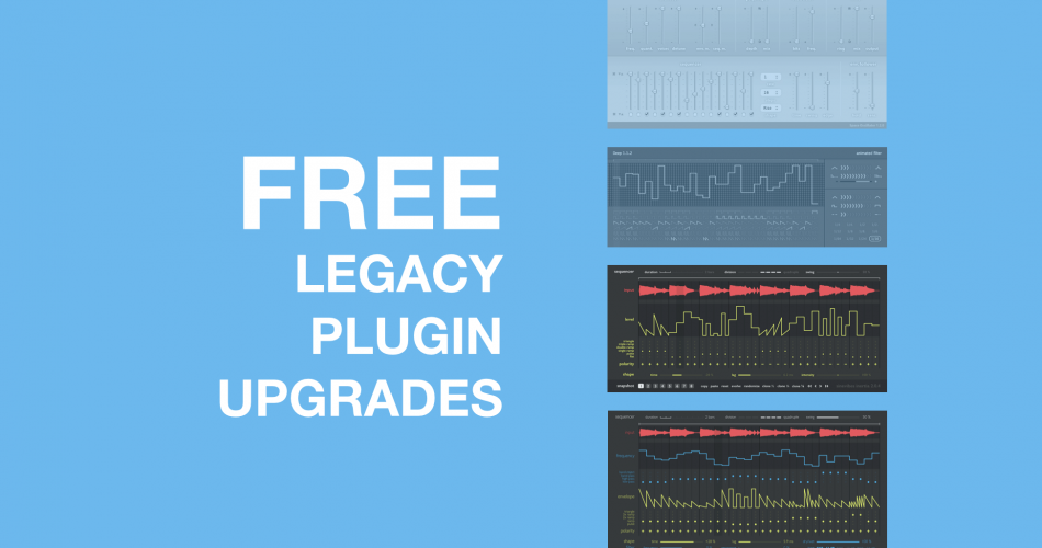 Sinevibes Free Legacy Plugin Upgrades
