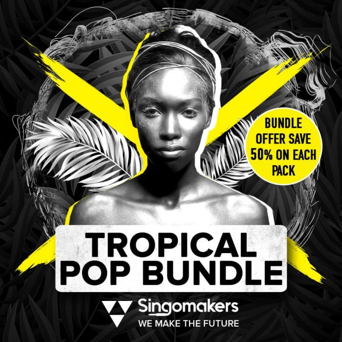 Singomakers Tropical Pop Bundle