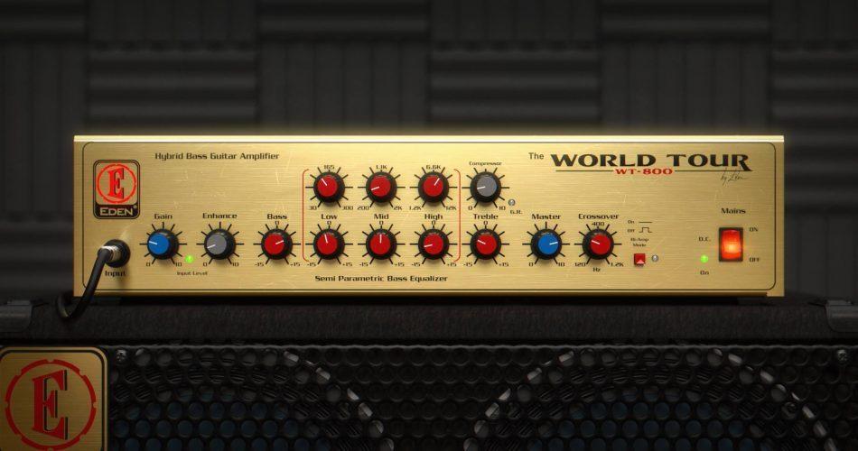 Softube Eden WT800