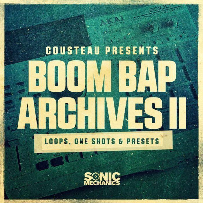 Sonic Mechanics Boom Bap Archives 2