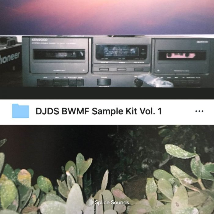 Splice DJDS BWMF Sample Kit Vol 1