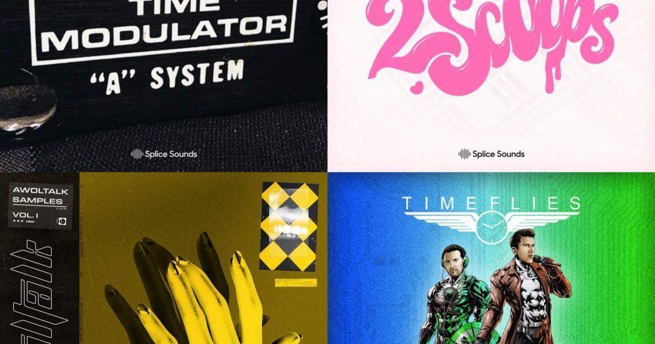 Splice Sounds Jamie Lidell, 2Scoops, AWOLTALK & Timeflies