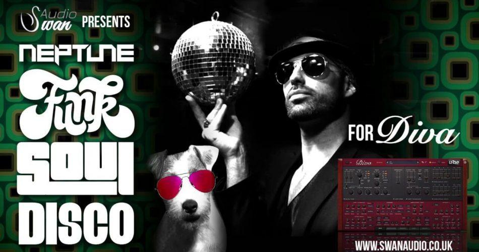 Swan Audio Nepture Funk, Soul & Disco for Diva