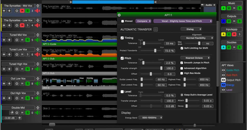 Synchro Arts Revoice Pro 4 MultiTrack APT HR