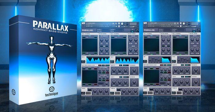 Technique Parallax Kontakt Bass Engine