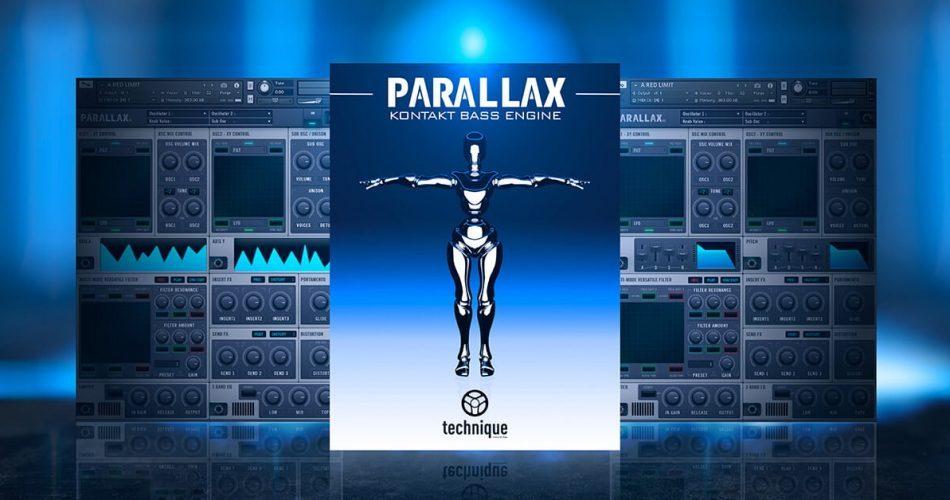 Technique Parallax Kontakt Bass Engine feat