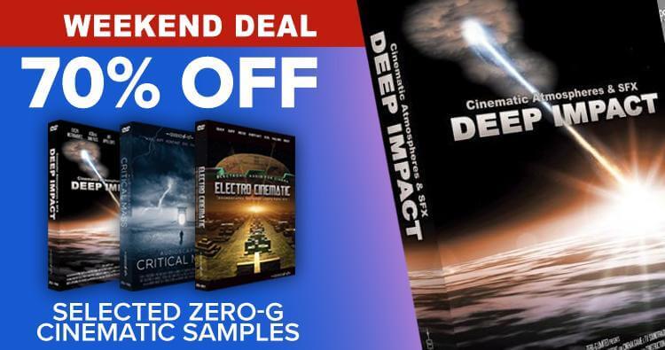 TimeSpace Weekend Deal Zero G