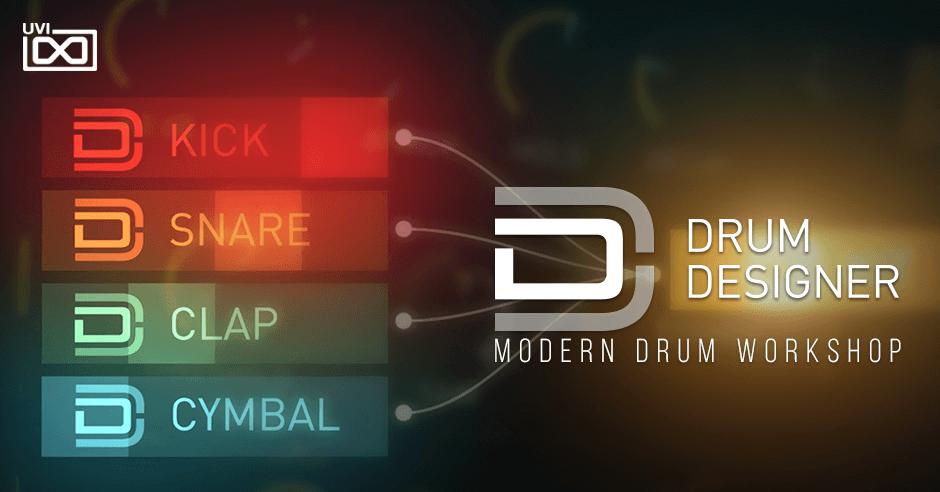 UVI Drum Designer