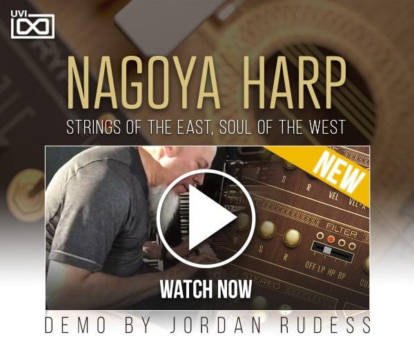 UVI Nagoya Harp Jordan Rudess