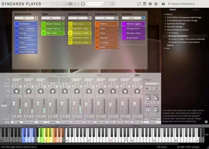 VSL Smart Orchestra Mix