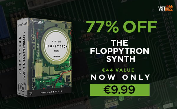 VST Buzz Sampleso Floppytron Synth 77 OFF