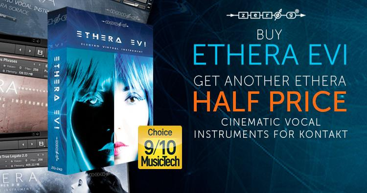 Zero-G Ethera EVI for Kontakt