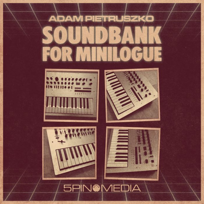 5Pin Media Adam Pietruskzo Soundbank for Minilogue