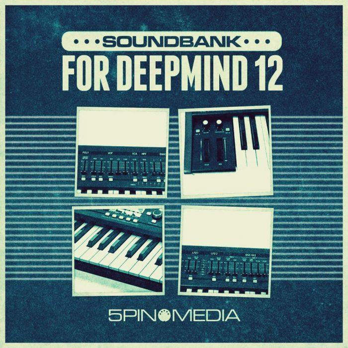 5Pin Media Soundbank for Deepmind 12