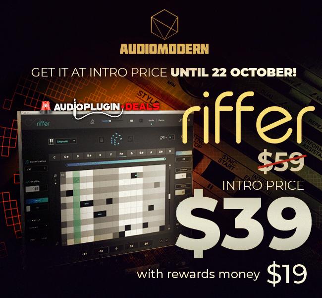 APD Audiomodern Riffer