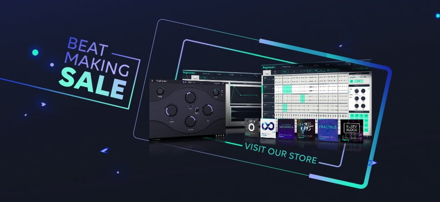 Accusonus Beat Making Bundle sale