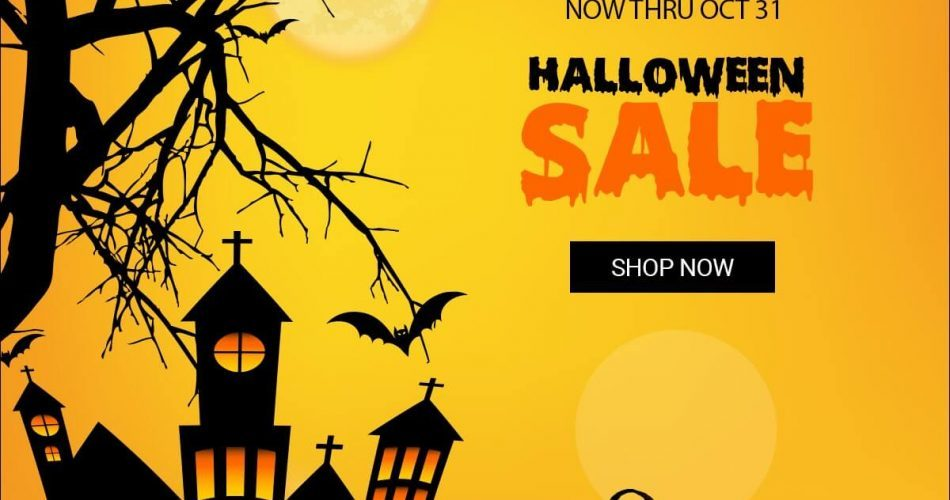 Alonso Sound Halloween Sale